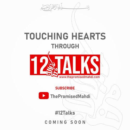Touching hearts Throuigh 12 Talks